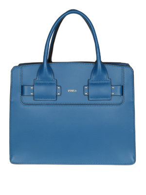 FURLA: shopper - Shopper Lucky S in pelle
