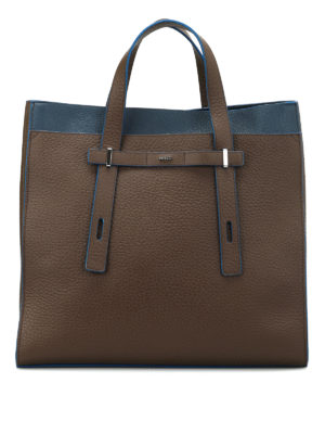 Furla: totes bags - Man Giove leather bag