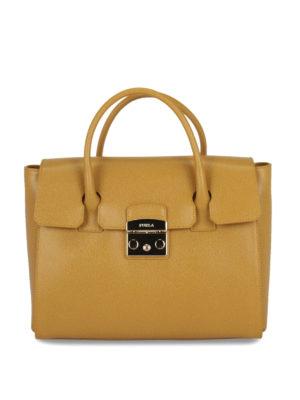 Furla: totes bags - Metropolis medium leather bag