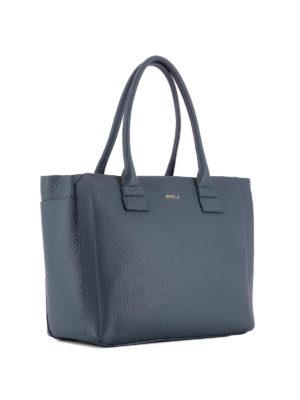 Furla: totes bags online - Capriccio grainy leather tote