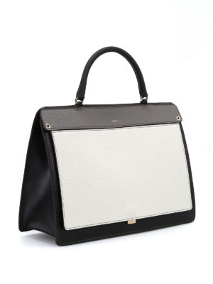 Furla: totes bags online - Like three-tone leather tote