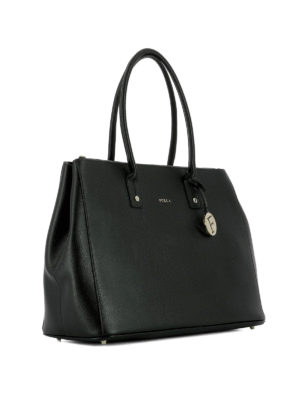 Furla: totes bags online - Linda top zip double handle tote