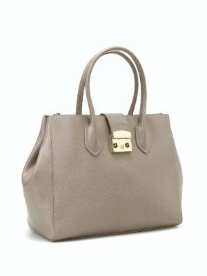 Furla: totes bags online - Metropolis L with expandable sides