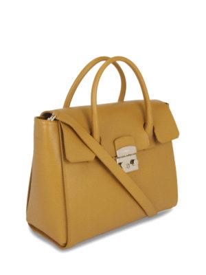 Furla: totes bags online - Metropolis medium leather bag