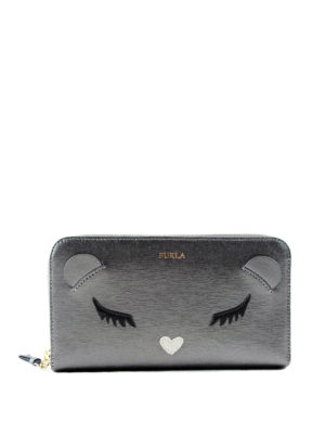 Furla: wallets & purses - Allegra extra large leather wallet