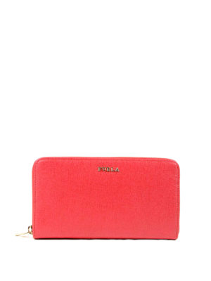 Furla: wallets & purses - Babylon extra large leather wallet