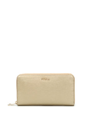 Furla: wallets & purses - Babylon extra large leather wallet