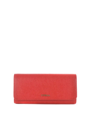 Furla: wallets & purses - Babylon XL saffiano bi-fold wallet