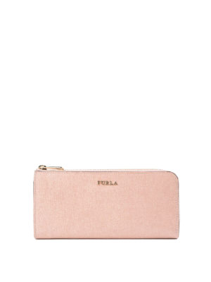 Furla: wallets & purses - Babylon XL saffiano leather wallet