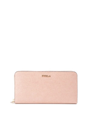 Furla: wallets & purses - Babylon XL zip around wallet