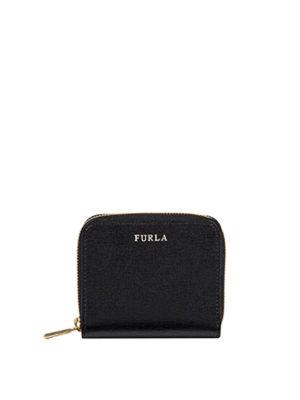 Furla: wallets & purses - Babylon zip around leather wallet