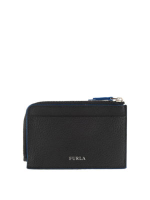 Furla: wallets & purses - Giove leather card holder