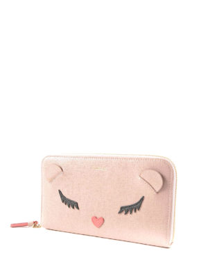 Furla: wallets & purses online - Allegra extra large leather wallet