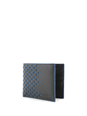 Furla: wallets & purses online - Apollo bicolour bifold wallet
