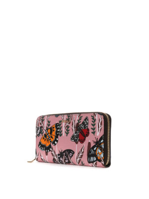 Furla: wallets & purses online - Babylon butterfly print wallet