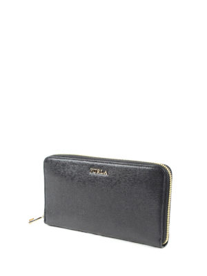 Furla: wallets & purses online - Babylon extra large leather wallet