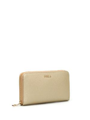 Furla: wallets & purses online - Babylon extra large leather wallet