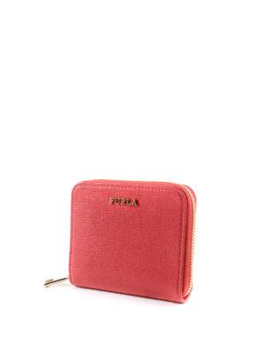Furla: wallets & purses online - Babylon S zip around leather wallet