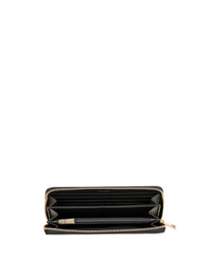 Furla: wallets & purses online - Babylon XL black zipped wallet