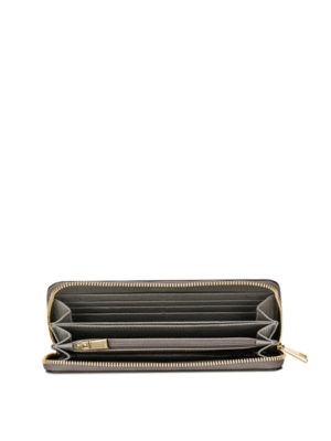 Furla: wallets & purses online - Babylon XL grey zipped wallet