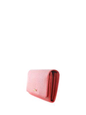 Furla: wallets & purses online - Babylon XL saffiano bi-fold wallet