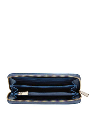 Furla: wallets & purses online - BABYLON ZIP AROUND SAFFIANO WALLET
