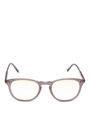GARRETT LEIGHT: Occhiali online - Occhiali da vista Kinney grigio opaco