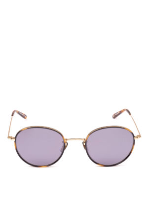 GARRETT LEIGHT: occhiali da sole online - Occhiali da sole Paloma Sun tondi