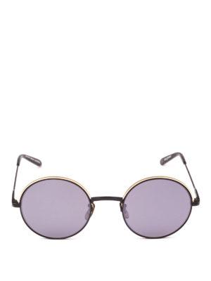 GARRETT LEIGHT: occhiali da sole online - Occhiali da sole Seville Sun neri