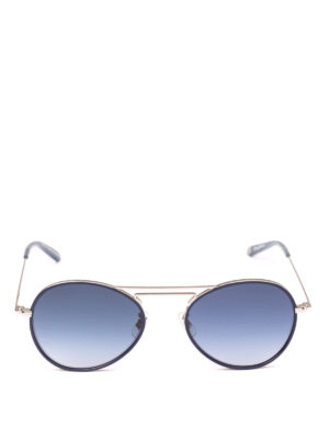 GARRETT LEIGHT: occhiali da sole online - Occhiali da sole Toledo Sun blu