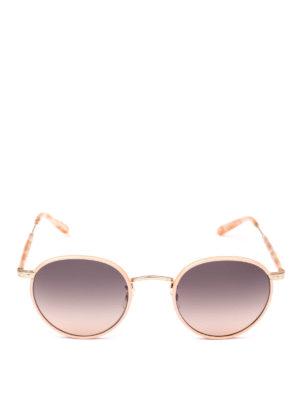 GARRETT LEIGHT: occhiali da sole online - Occhiali da sole rotondi Winson Sun