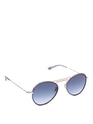 GARRETT LEIGHT: occhiali da sole - Occhiali da sole Toledo Sun blu