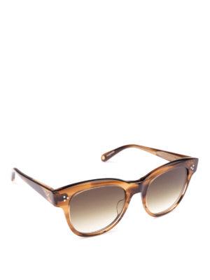GARRETT LEIGHT: occhiali da sole - Occhiali da sole Ulla Johnson Sun