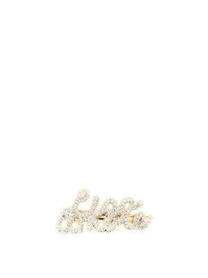 GIADA BENINCASA: hair accessories - Ciao Amore hair clip