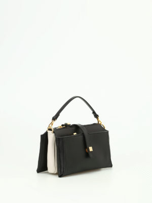 Giancarlo Petriglia: cross body bags online - Franca smooth and soft calfskin bag