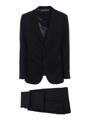 Giorgio Armani: formal suits - Soho jacquard wool suit