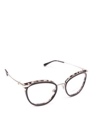 GIORGIO ARMANI: Occhiali - Occhiali da vista phantos avana