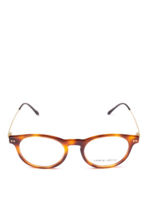 GIORGIO ARMANI: Occhiali online - Occhiali da vista tartarugati