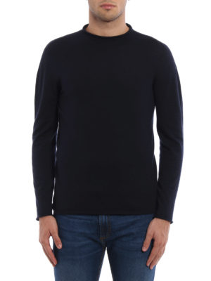 Giorgio Armani: Turtlenecks & Polo necks online - Cashmere polo neck sweater