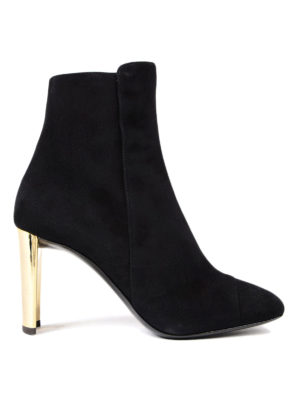 Giuseppe Zanotti: ankle boots - Jessica sculpture heel ankle boots