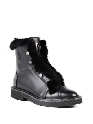 Giuseppe Zanotti: ankle boots online - Glenn jewel ankle boots