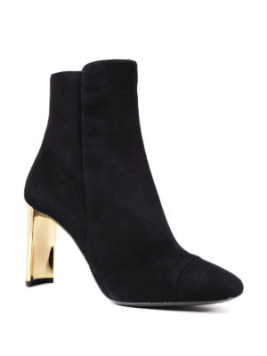 Giuseppe Zanotti: ankle boots online - Jessica sculpture heel ankle boots