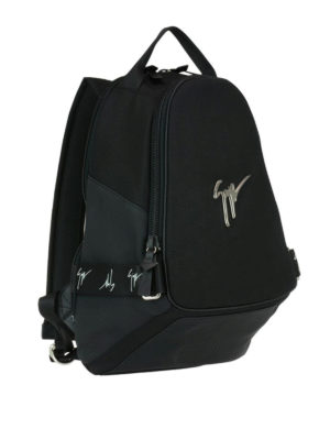 Giuseppe Zanotti: backpacks online - Mack fabric backpack