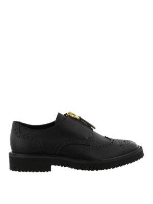 Giuseppe Zanotti: classic shoes - Manuel brogue shoes