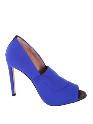 GIUSEPPE ZANOTTI: scarpe décolleté - Décolleté Anika in neoprene