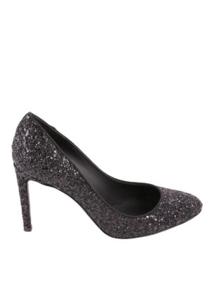 Giuseppe Zanotti: court shoes - Annette glitter pumps