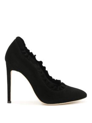 Giuseppe Zanotti: court shoes - Bimba ruched pumps