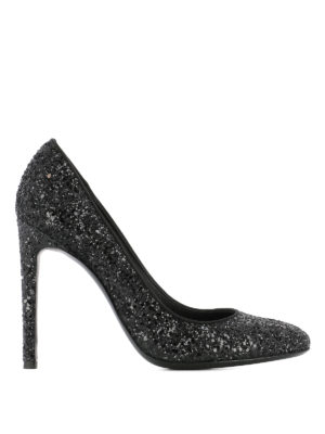 Giuseppe Zanotti: court shoes - Glitter pumps