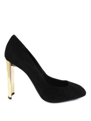 Giuseppe Zanotti: court shoes - Laurine suede pumps