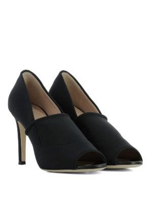 Giuseppe Zanotti: court shoes online - Alien 90 fabric open-toe pumps